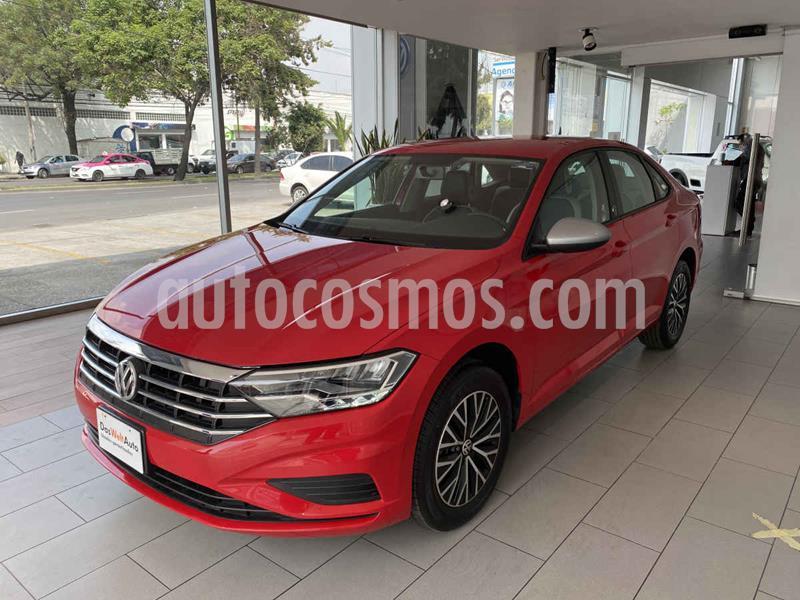 Volkswagen Jetta Wolfsburg Edition usado (2020) color Rojo precio $355,000