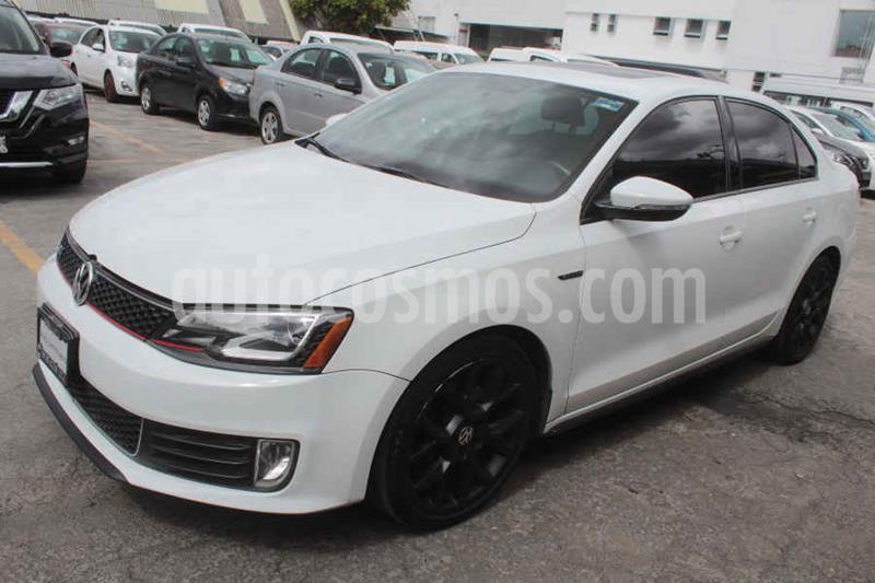 Volkswagen Jetta GLi Aut usado (2014) color Blanco precio $229,000