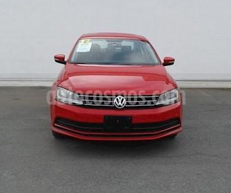Volkswagen Jetta Comfortline Tiptronic usado (2017) color Rojo precio $229,000