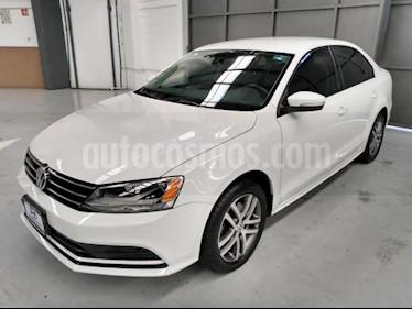 Volkswagen Jetta Trendline usado (2015) color Blanco precio $195,000