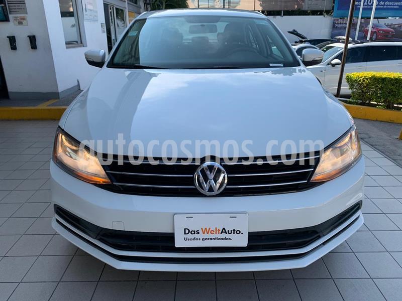 Volkswagen Jetta Trendline Tiptronic usado (2018) color Blanco precio $239,900