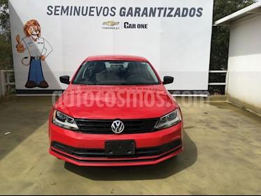 Volkswagen Jetta 2.0 Tiptronic usado (2018) color Rojo precio $205,000