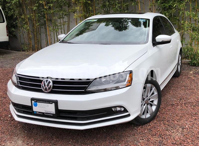 Volkswagen Jetta Trendline Tiptronic usado (2018) color Blanco precio $240,000