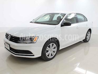 Volkswagen Jetta 4p L4/2.0 Aut usado (2018) color Blanco precio $185,000
