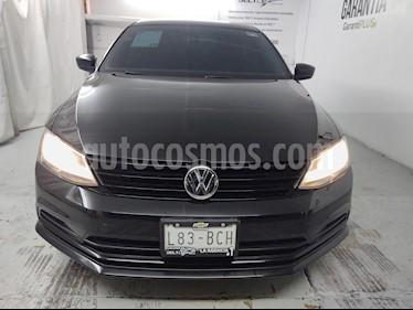 Volkswagen Jetta 2.0 usado (2018) color Negro Onix precio $209,000