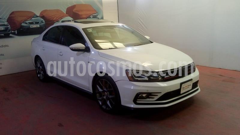 Volkswagen Jetta GLi Aut usado (2016) color Blanco precio $303,000