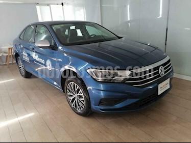 Volkswagen Jetta Wolfsburg Edition usado (2020) color Azul precio $345,000