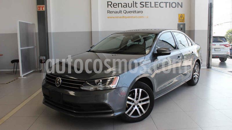 Volkswagen Jetta Trendline usado (2016) color Gris precio $195,000