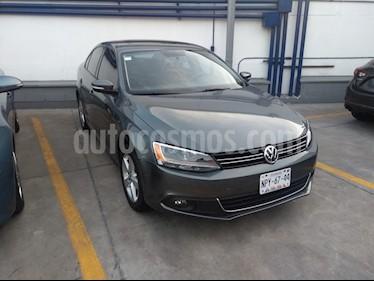 Volkswagen Jetta Style Tiptronic usado (2012) color Gris Platino precio $135,000