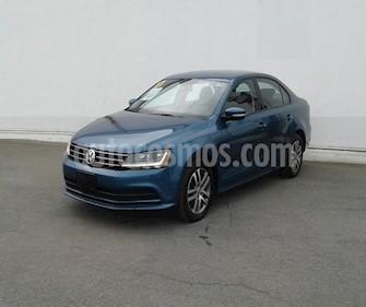 Volkswagen Jetta Trendline Tiptronic usado (2017) color Azul precio $229,000