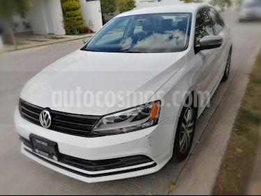 Volkswagen Jetta Live usado (2016) color Blanco precio $173,500