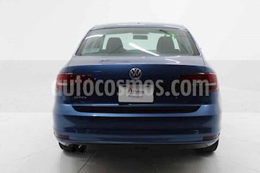 Volkswagen Jetta Trendline Tiptronic usado (2016) color Azul precio $189,000