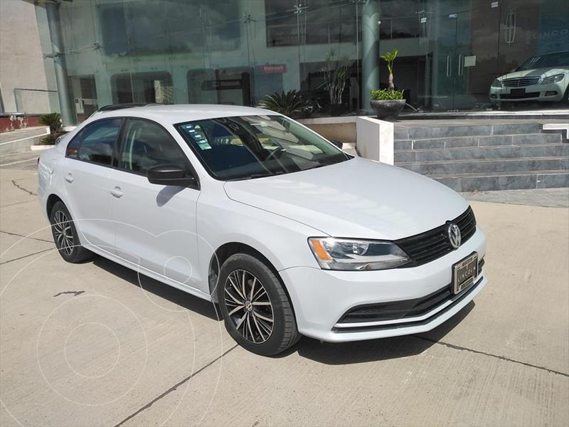 Foto Volkswagen Jetta 2.0 usado (2018) color Blanco precio $210,000