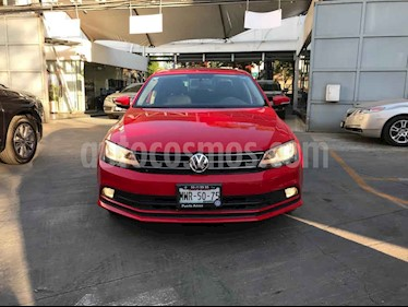 Volkswagen Jetta Sport Tiptronic usado (2016) color Rojo precio $228,000