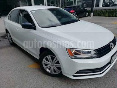 Volkswagen Jetta 2.0 usado (2016) color Blanco precio $169,000
