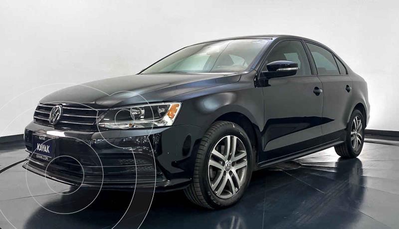 Volkswagen Jetta Version usado (2015) color Negro precio $187,999