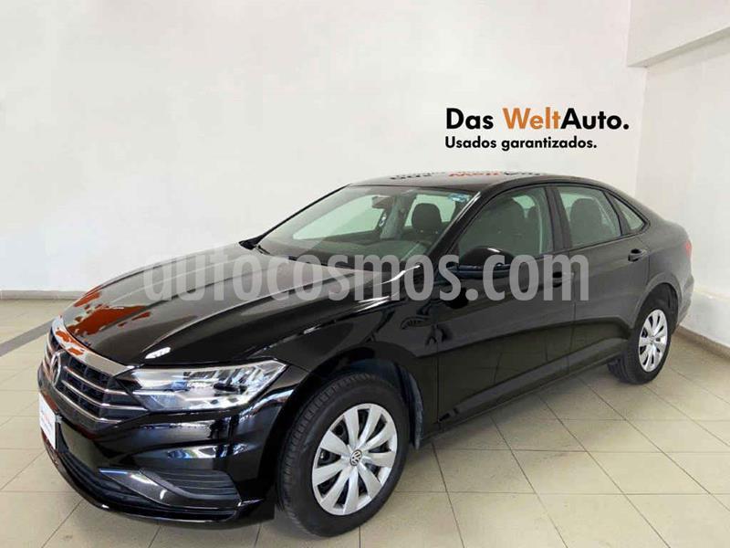 Foto Volkswagen Jetta Trendline Tiptronic usado (2019) color Negro precio $290,978