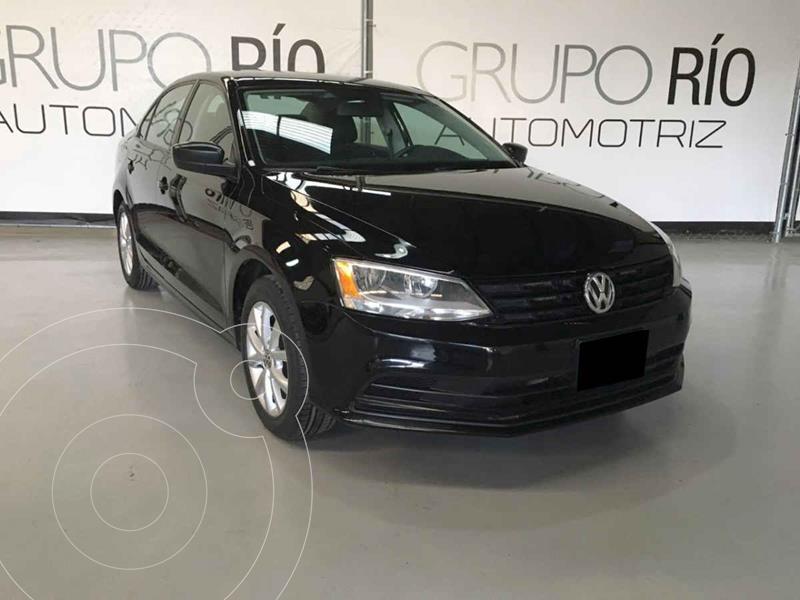 Volkswagen Jetta Trendline Tiptronic usado (2016) color Negro precio $169,000