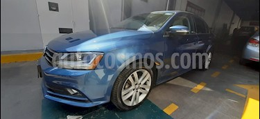 Volkswagen Jetta Sport Tiptronic usado (2017) color Azul precio $255,000