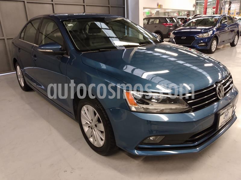 Volkswagen Jetta TDI (Diesel) usado (2016) color Azul precio $224,900