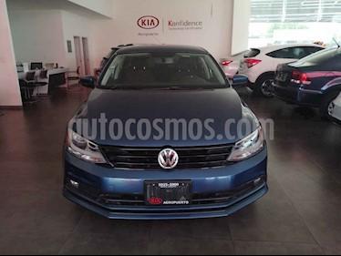 Volkswagen Jetta 2.0 usado (2016) color Azul precio $169,000