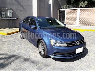 Volkswagen Jetta Comfortline usado (2015) color Azul precio $202,000