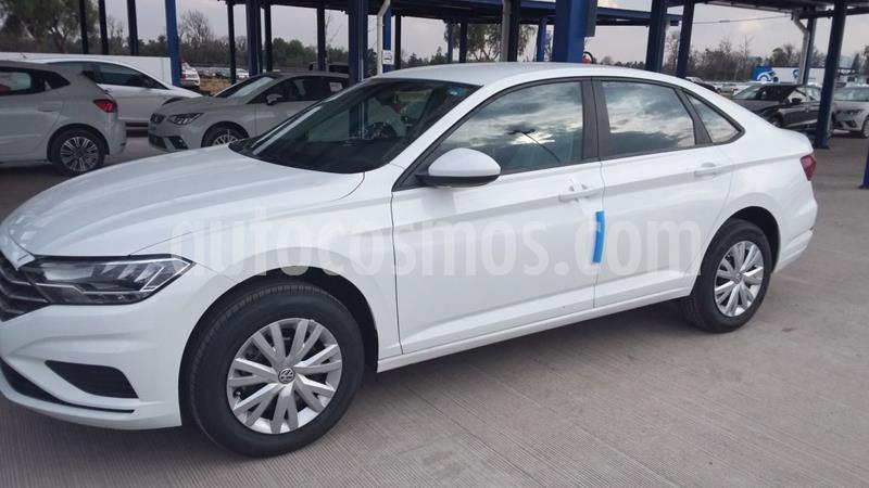 Foto Volkswagen Jetta Trendline usado (2020) color Blanco precio $319,000