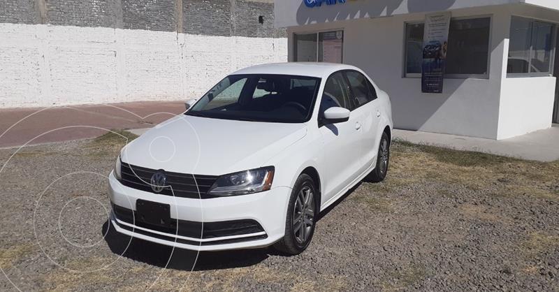 Volkswagen Jetta Trendline Tiptronic usado (2018) color Blanco precio $189,900