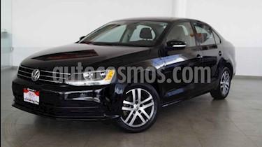 Volkswagen Jetta 4p Trendline L5/2.5 Man usado (2015) color Negro precio $187,000