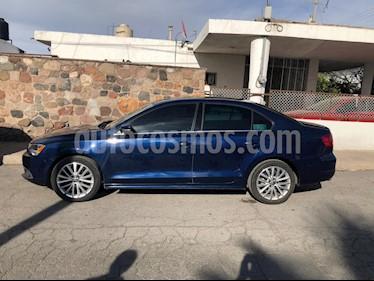 Volkswagen Jetta Jetta Tiptronic usado (2014) color Azul precio $165,000