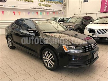 Volkswagen Jetta Trendline usado (2016) color Negro precio $189,000