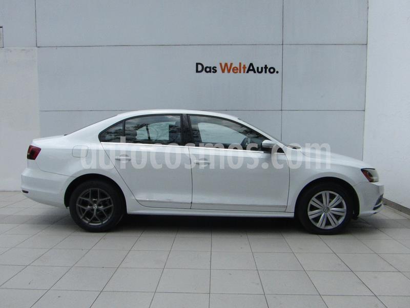Volkswagen Jetta Comfortline Tiptronic usado (2018) color Blanco precio $249,000