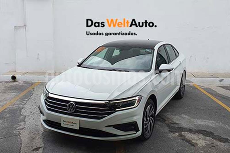 Volkswagen Jetta Highline usado (2019) color Blanco precio $395,000