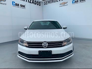 Volkswagen Jetta Trendline usado (2016) color Blanco precio $183,000