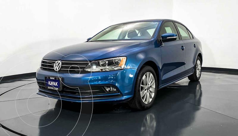 Volkswagen Jetta Comfortline Tiptronic usado (2015) color Azul precio $194,999