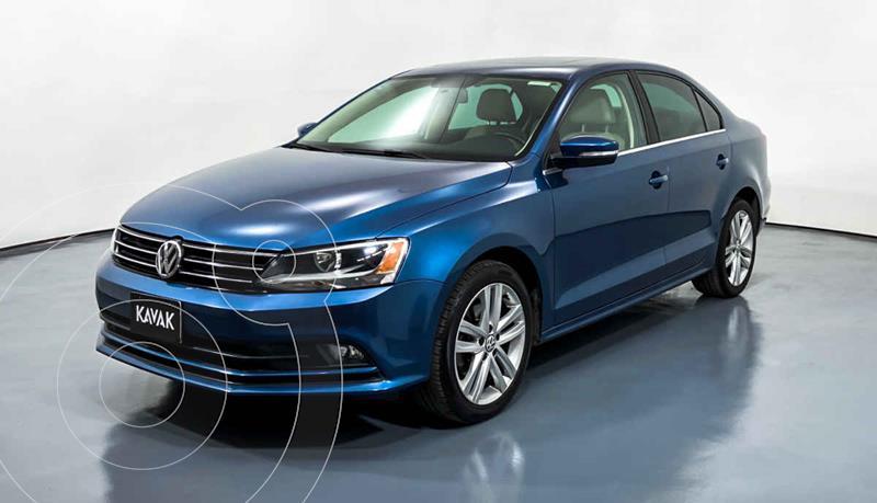 Volkswagen Jetta Sportline Tiptronic usado (2016) color Azul precio $229,999