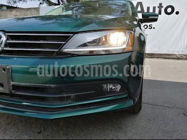 Volkswagen Jetta Comfortline Tiptronic usado (2017) color Verde precio $225,000