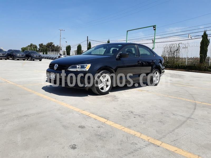 Volkswagen Jetta 2.0 usado (2017) color Negro precio $189,000