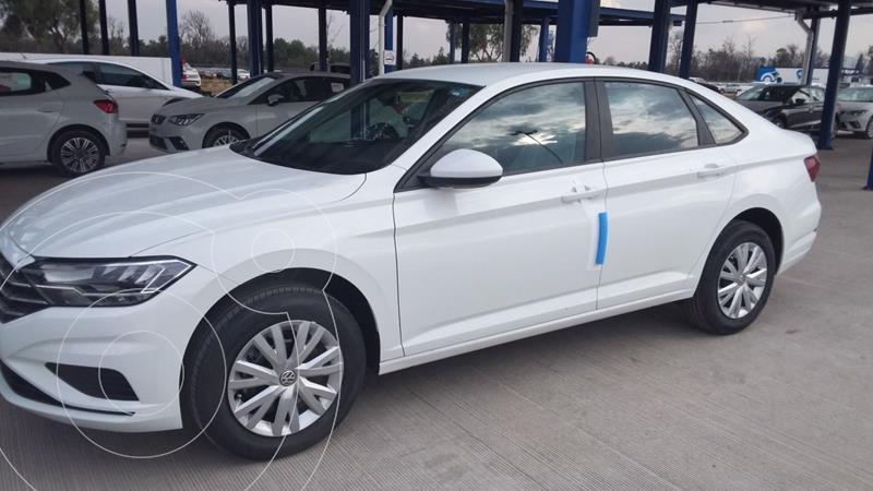 Foto Volkswagen Jetta Trendline usado (2020) color Blanco precio $309,990