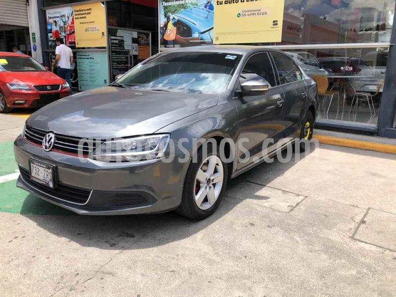 Volkswagen Jetta Style usado (2014) color Gris precio $149,990