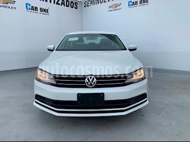 Foto Volkswagen Jetta Trendline Tiptronic usado (2017) color Blanco precio $200,500