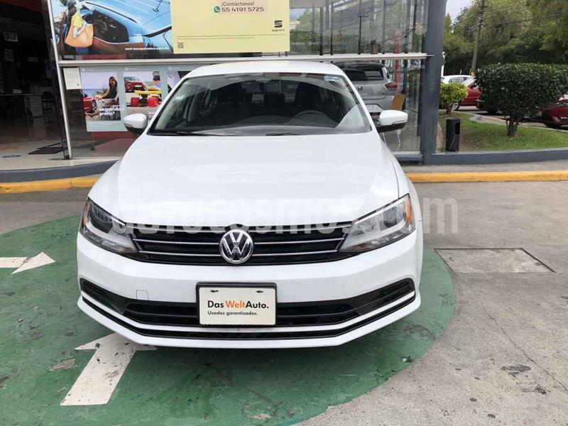 Volkswagen Jetta Trendline Tiptronic usado (2015) color Blanco precio $169,990