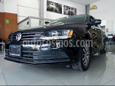 Volkswagen Jetta Trendline usado (2017) color Negro precio $239,000