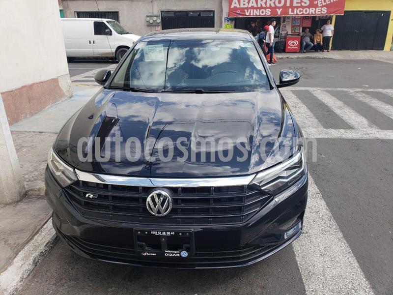 Volkswagen Jetta R-Line usado (2019) color Negro precio $350,000