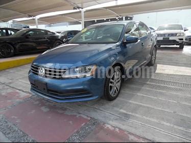 Volkswagen Jetta Trendline Tiptronic usado (2018) color Azul Claro precio $219,900