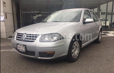 Volkswagen Jetta 4P CL TEAM AT A/AC.CD RA-16 usado (2013) color Plata precio $120,000