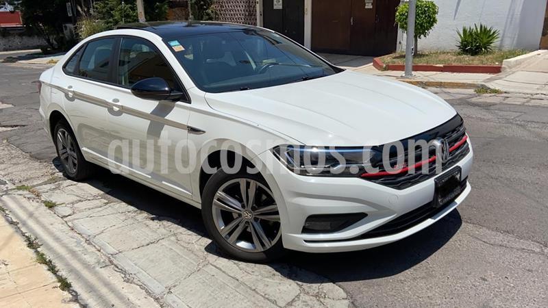 Volkswagen Jetta R-Line usado (2019) color Blanco precio $325,000
