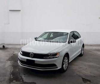 Volkswagen Jetta Style Active Tiptronic usado (2017) color Blanco precio $235,000