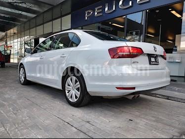 Volkswagen Jetta 2.0 Tiptronic usado (2018) color Blanco precio $203,000