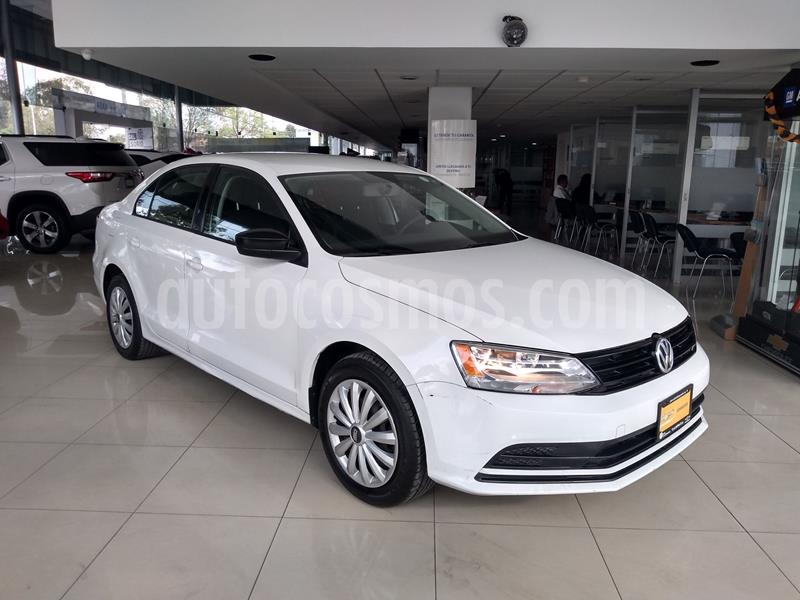Volkswagen Jetta 2.0 Tiptronic usado (2018) color Blanco precio $193,000